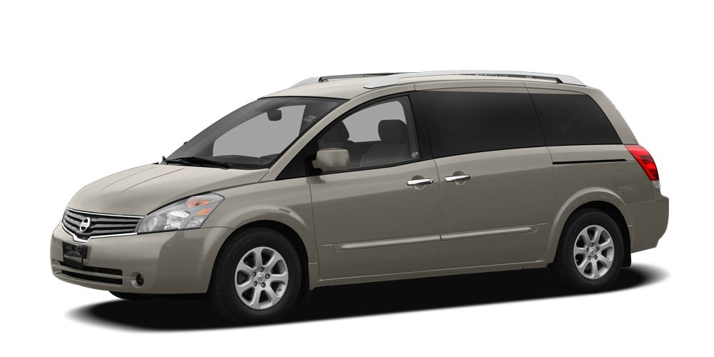 2007 Nissan Quest 35 SL Dont let the miles fool you Move quickly Previous owner purchased it b