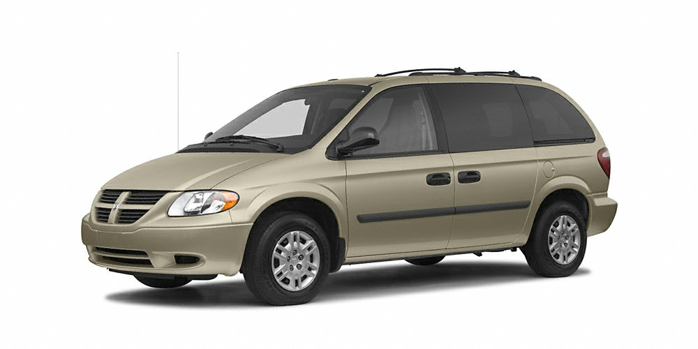 2007 Dodge Caravan SE CARFAX 1-Owner LOW MILES - 67201 EPA 26 MPG Hwy20 MPG City 3rd Row Seat