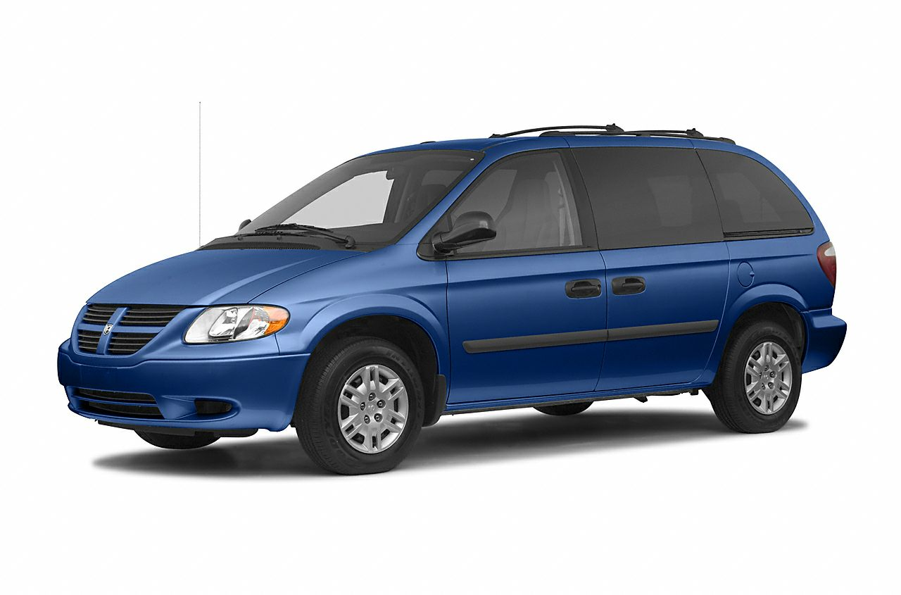 2007 Dodge Caravan SE 2 YEARS MAINTENANCE INCLUDED WITH EVERY VEHICLE PURCHASED With a CARFAX Buyb