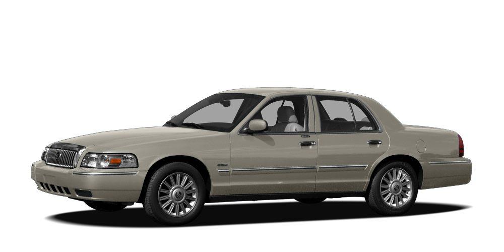 2009 Mercury Grand Marquis LS Miles 101748Color Gray Stock H14500A VIN 2MEHM75V39X606300