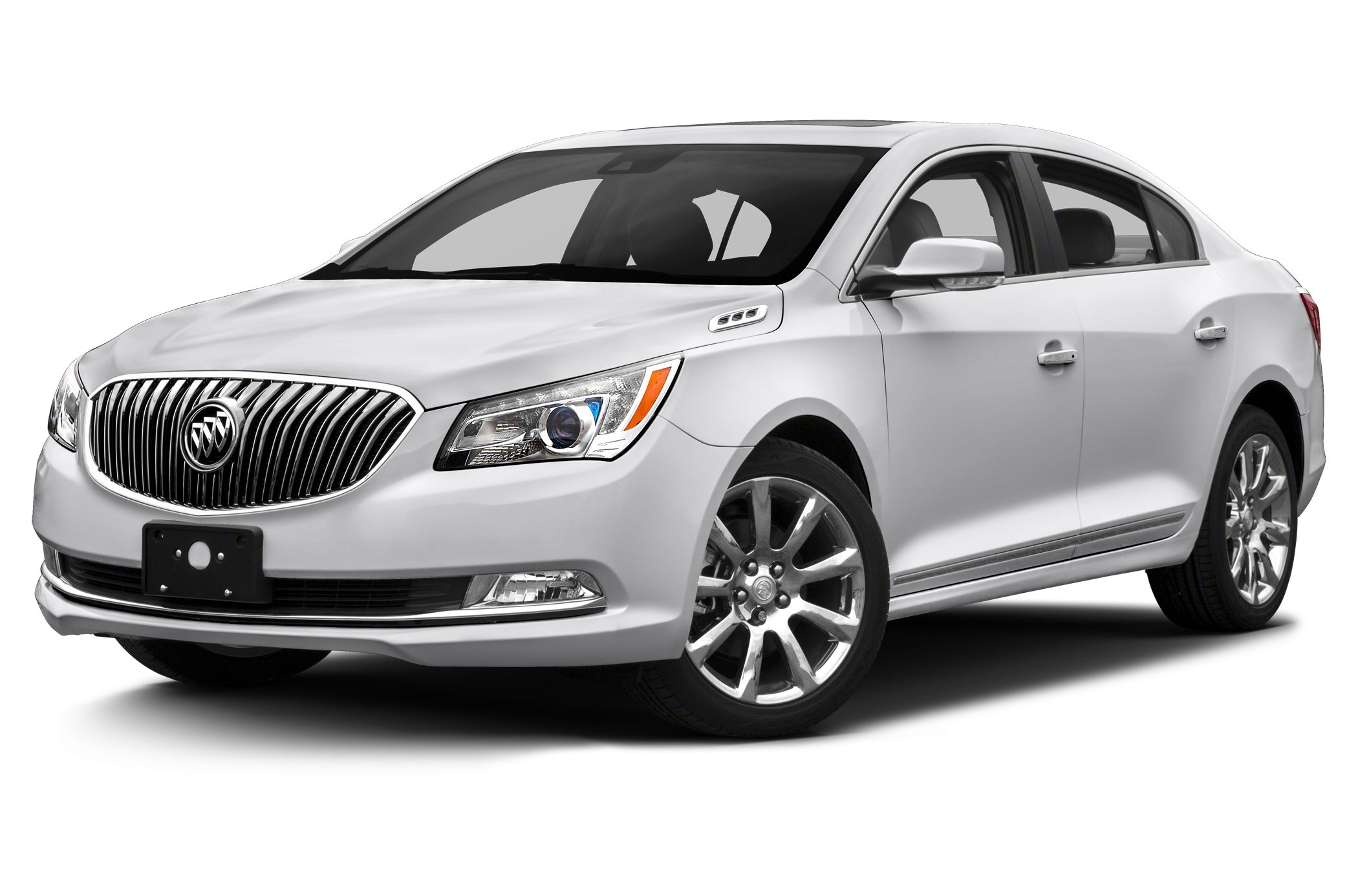 2015 Buick LaCrosse Leather Clean CARFAX Champagne Silver Metallic 2015 Buick LaCrosse Leather Gr