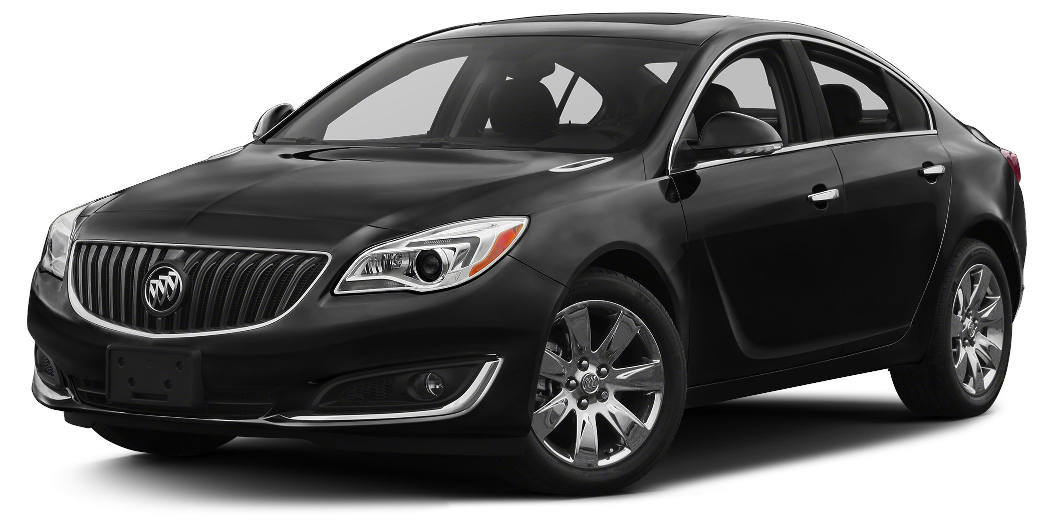 2016 Buick Regal Turbo Premium II Miles 1Color Black Onyx Stock RE6042 VIN 2G4GT5GX1G9197701