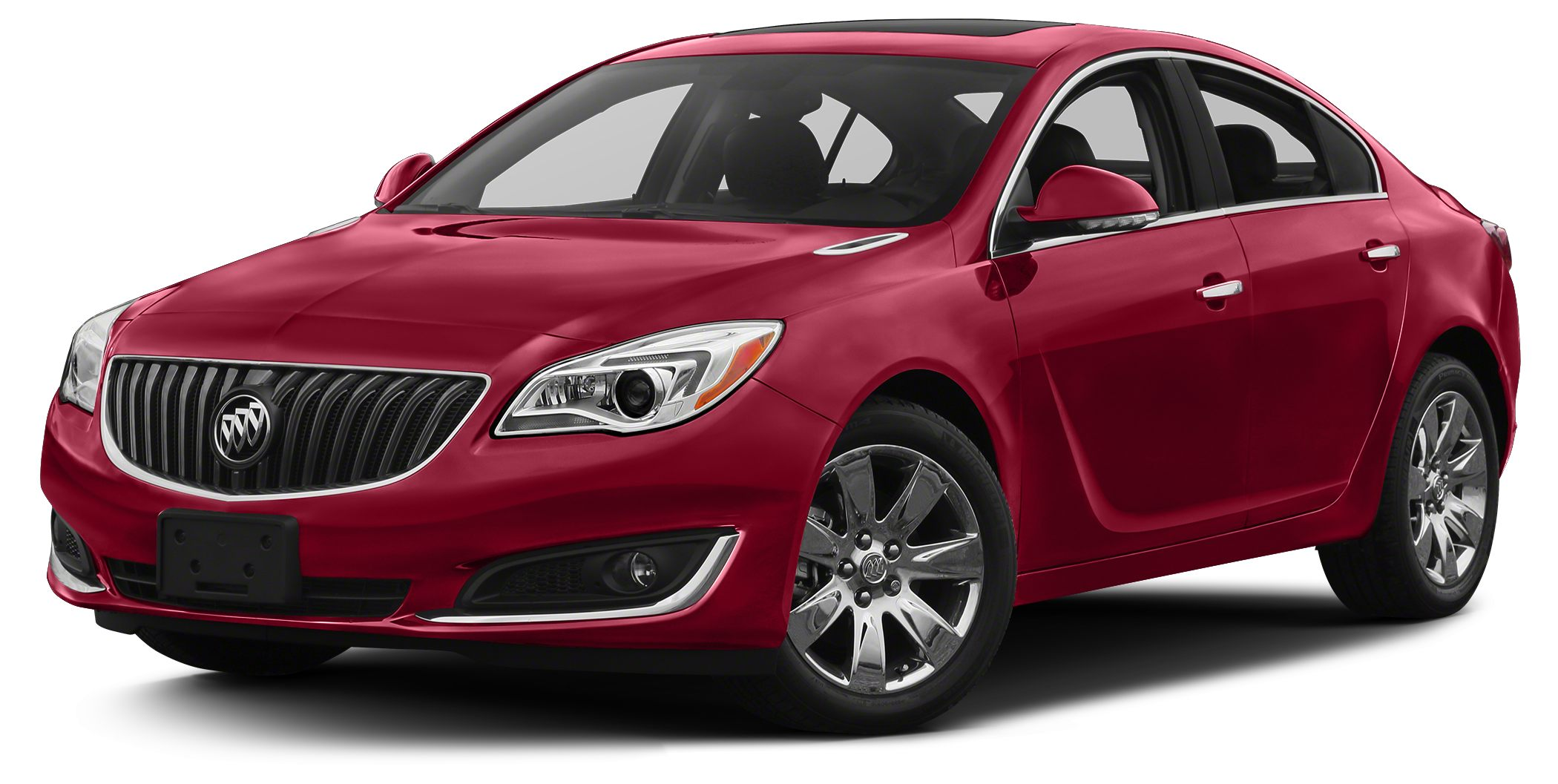 2016 Buick Regal Turbo Premium II Miles 1Color Crimson Red Tintcoat Stock RE6040 VIN 2G4GT5G