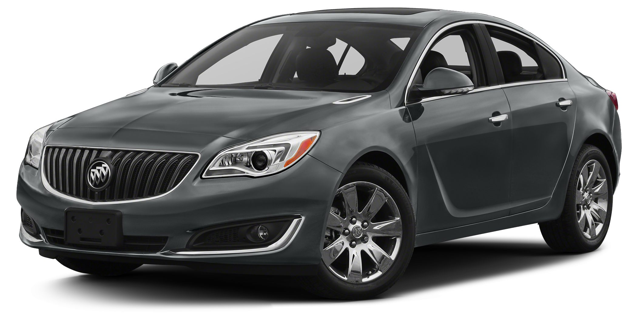 2016 Buick Regal Turbo Premium II Your reign over the road starts the moment you slip behind the w