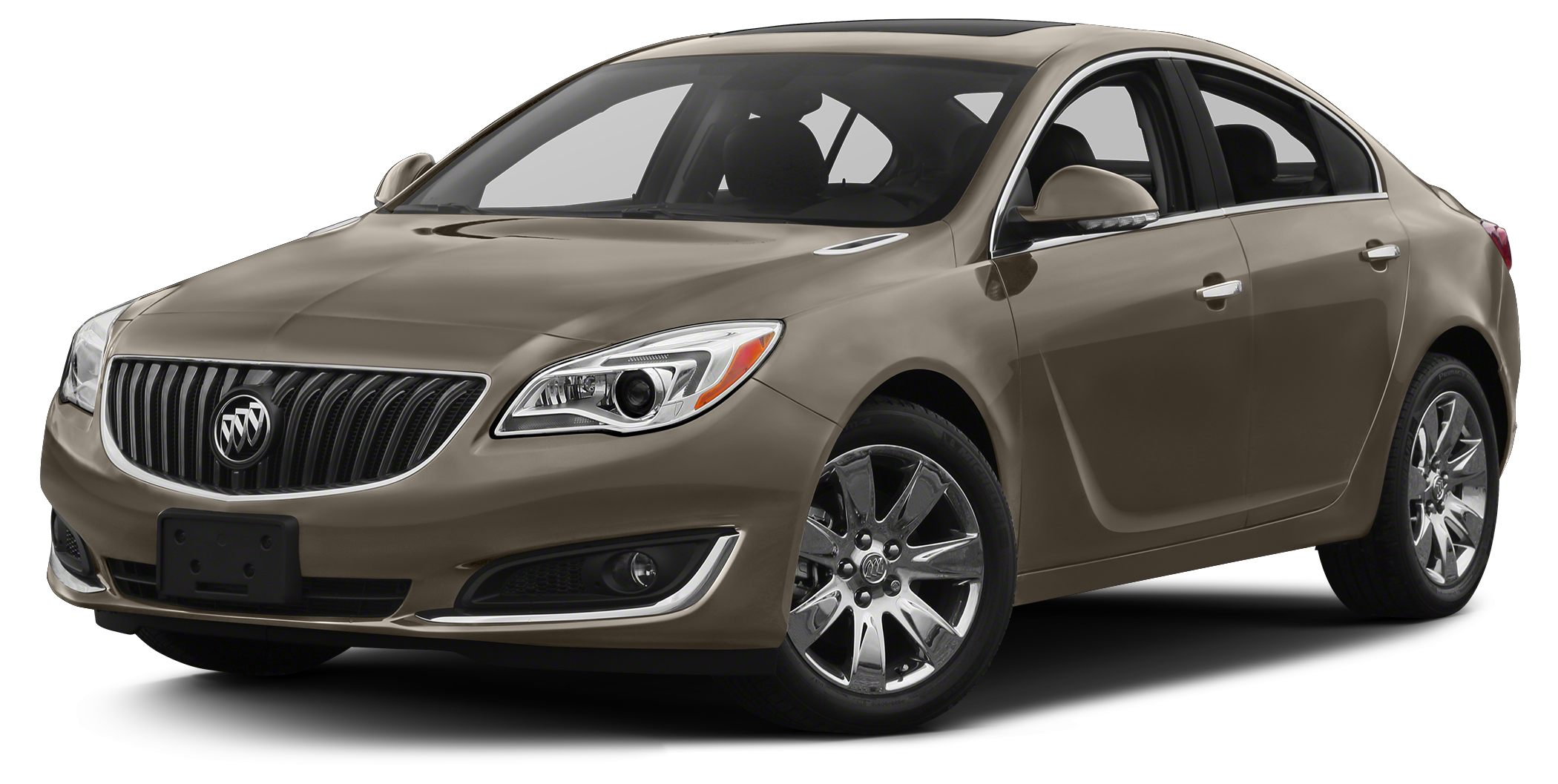 2017 Buick Regal Turbo Sport Touring Your command of the road starts the moment you slip behind th