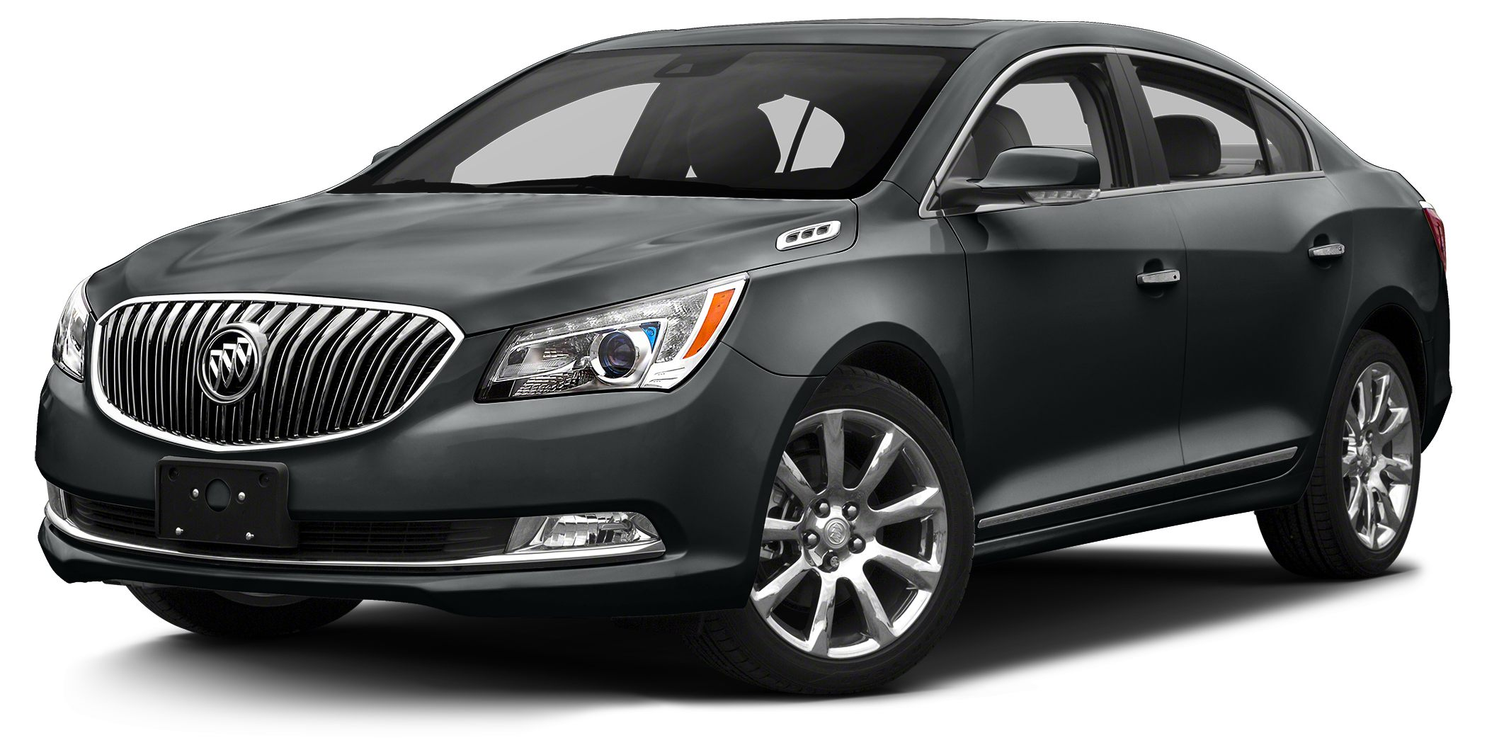 2014 Buick LaCrosse Leather Group GREAT MILES 31775 Leather trim EPA 36 MPG Hwy25 MPG City He