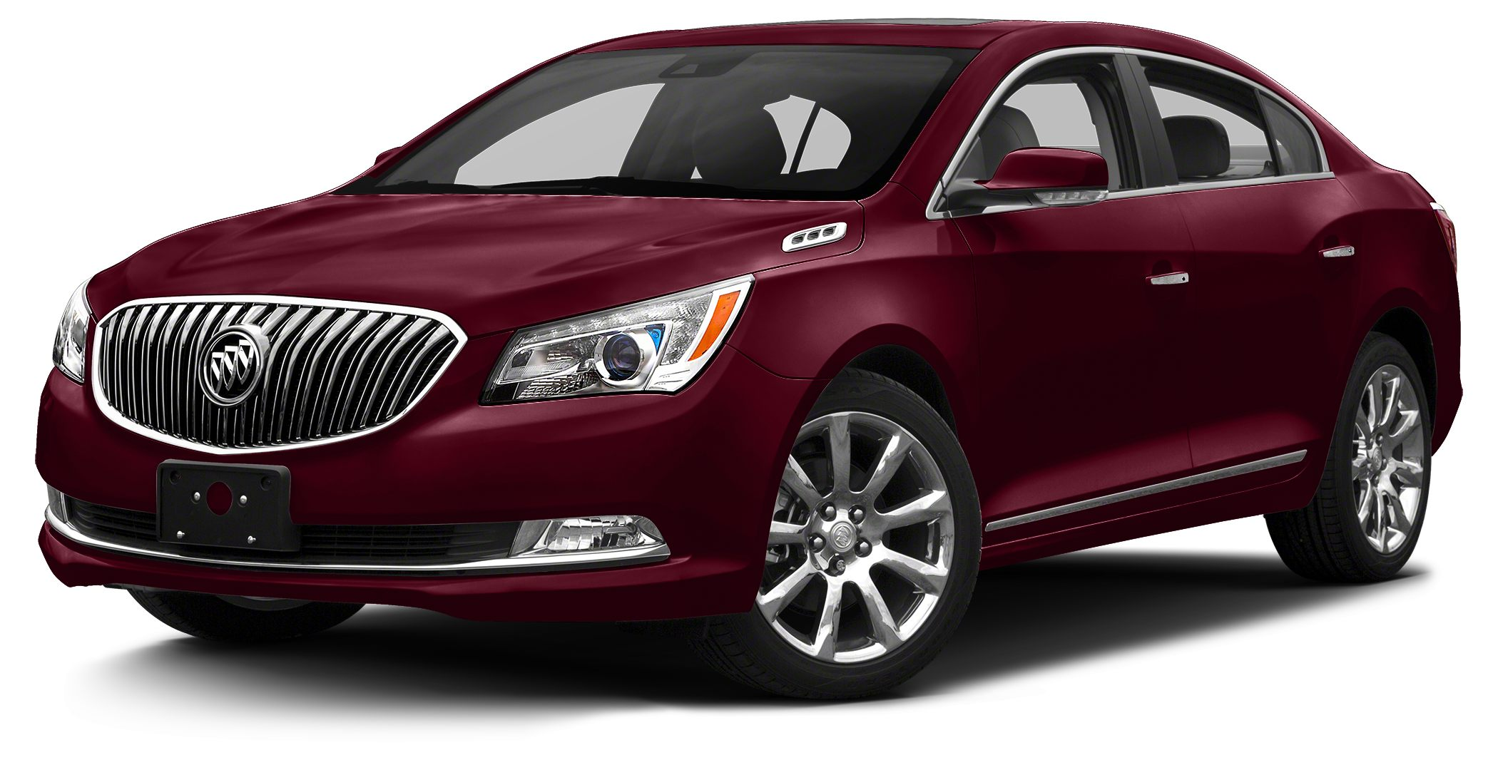 2016 Buick LaCrosse Leather Miles 34842Color Deep Garnet Metallic Stock L8513 VIN 1G4GB5G35G