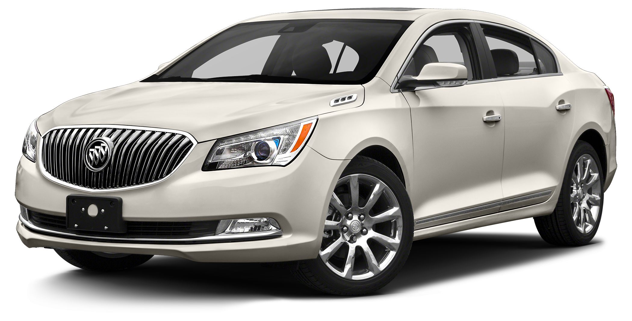 2014 Buick LaCrosse Leather Group 2014 Buick LaCrosse Leather Group AWD 6-Speed Automatic Electron