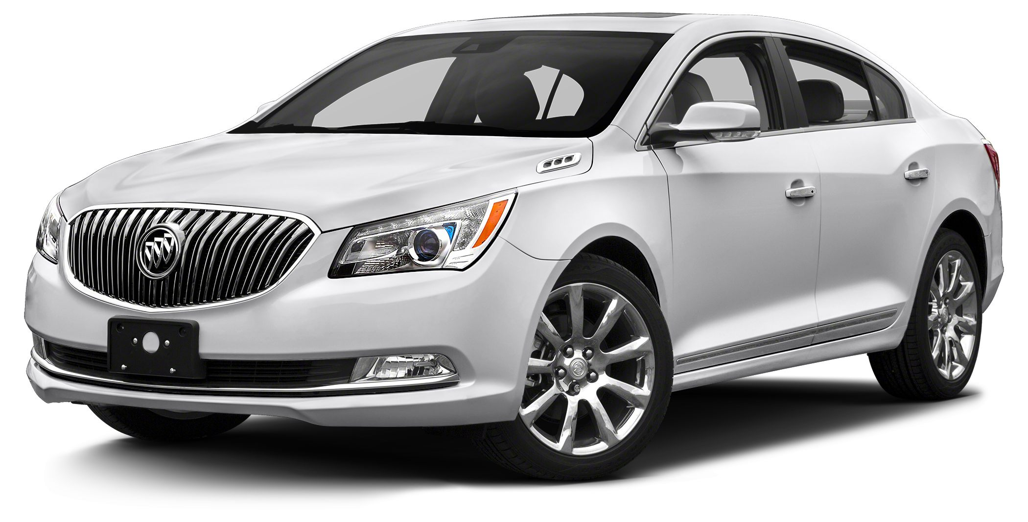 2015 Buick LaCrosse Premium II 2015 LACROSEONE OWNER CLEAN CARFAXHEATED LEATHER POWER SEATS w