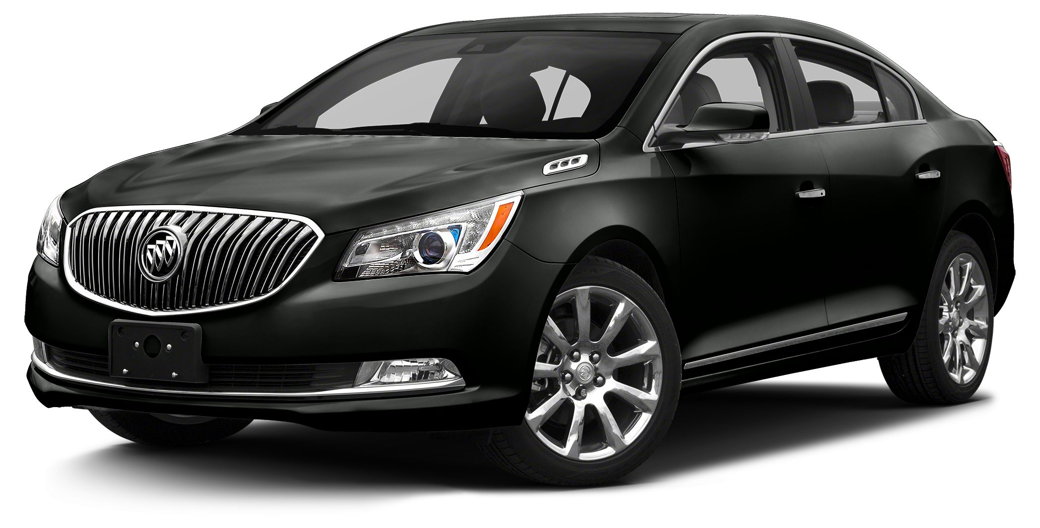 2015 Buick LaCrosse Premium II Driver Confidence Package  1 Articulating Headlamps Following Di