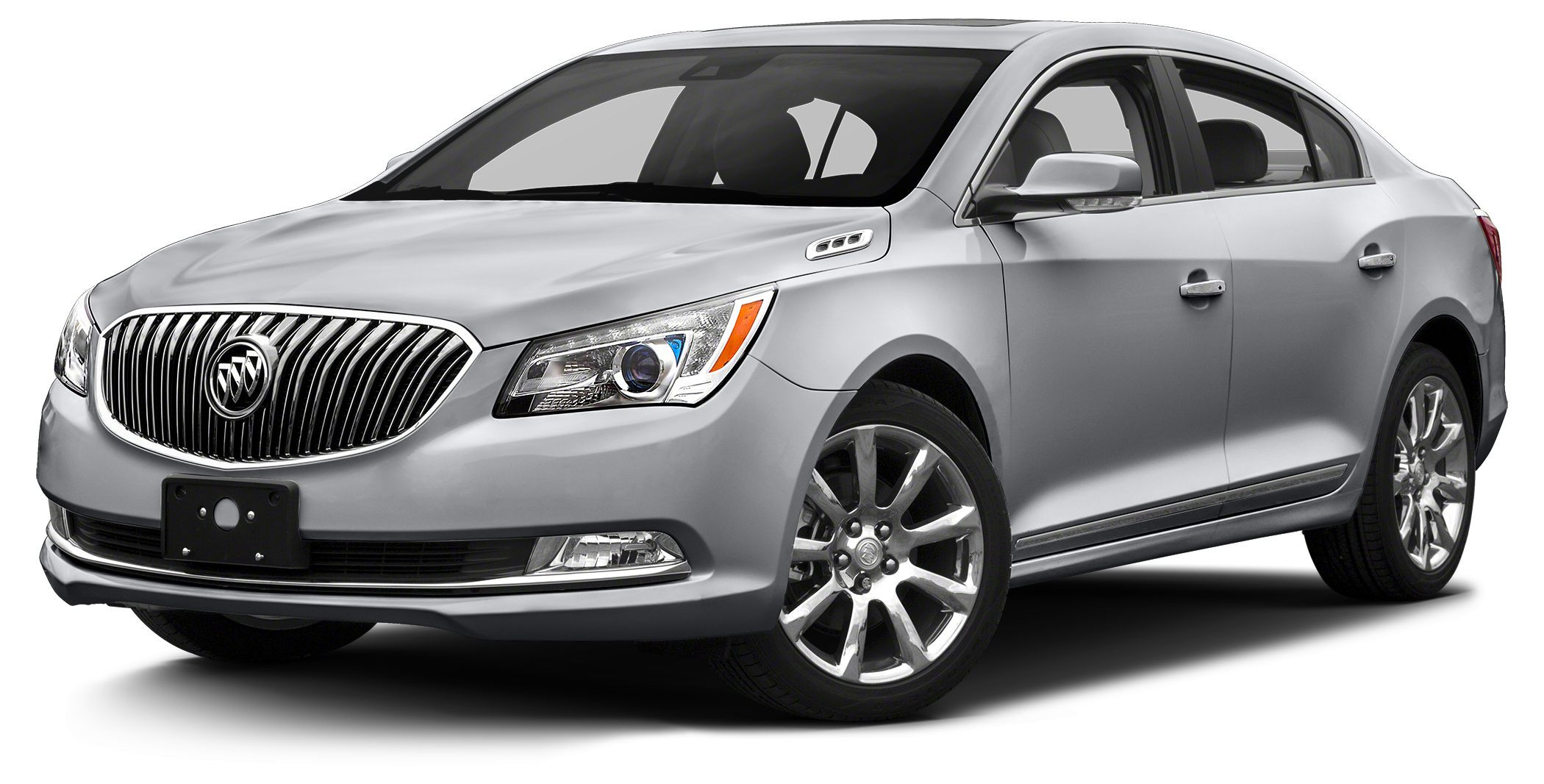 2014 Buick LaCrosse Leather Group In a class by itself ATTENTION Your quest for a gently used
