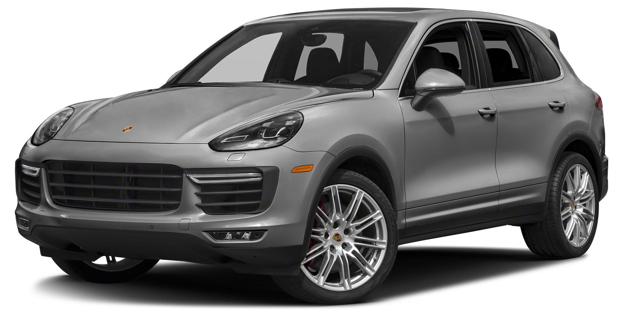 2018 Porsche Cayenne Turbo Color Meteorite Stock P1673 VIN WP1AC2A25JLA85147