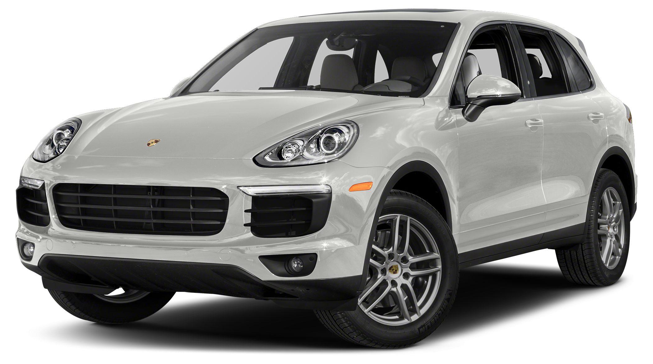 2016 Porsche Cayenne Base Miles 6085Color White Stock 8441 VIN WP1AA2A20GKA13096