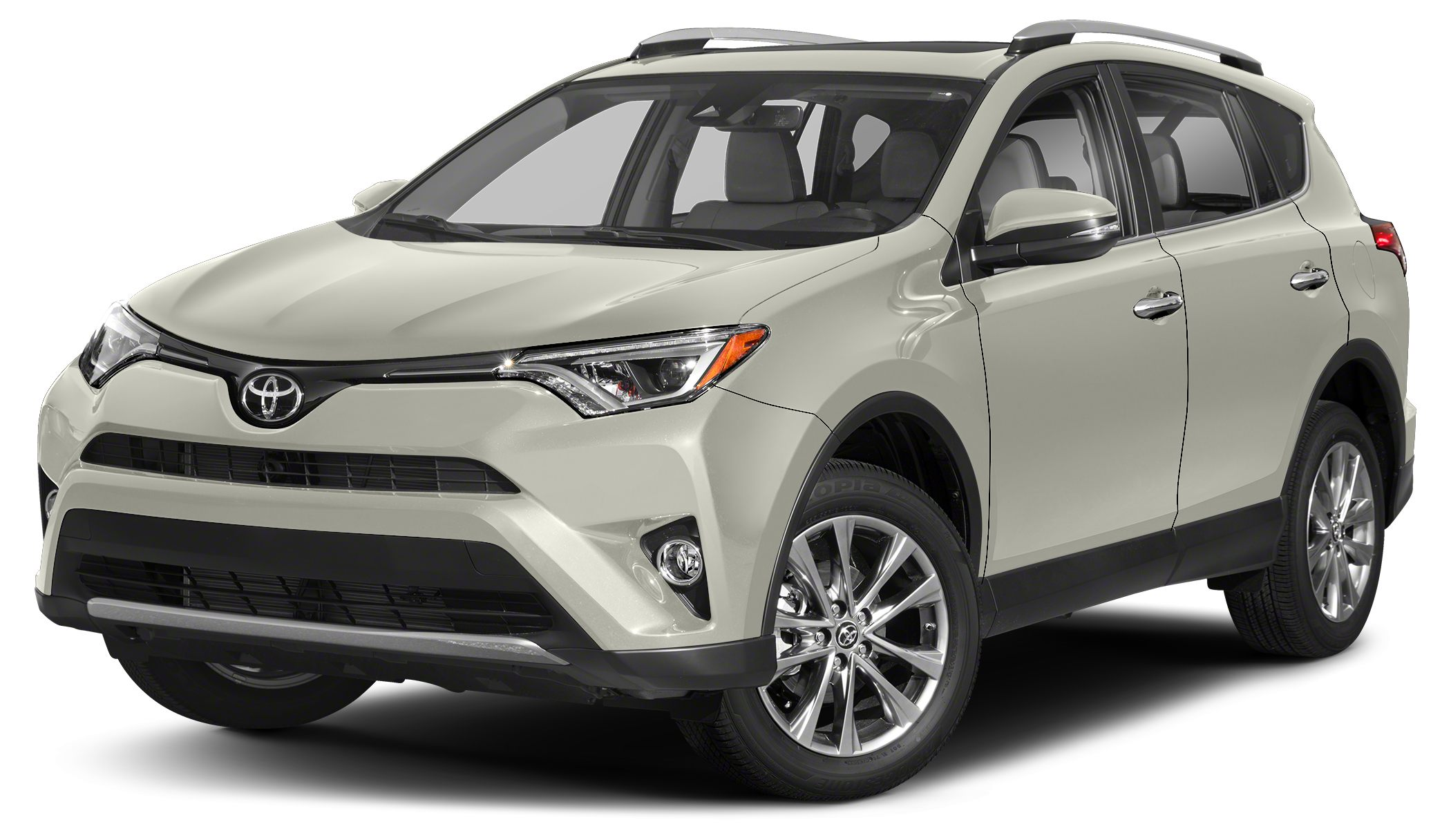 2018 Toyota RAV4 Limited Nav System Heated Seats Moonroof Dual Zone AC Keyless Start All Whe