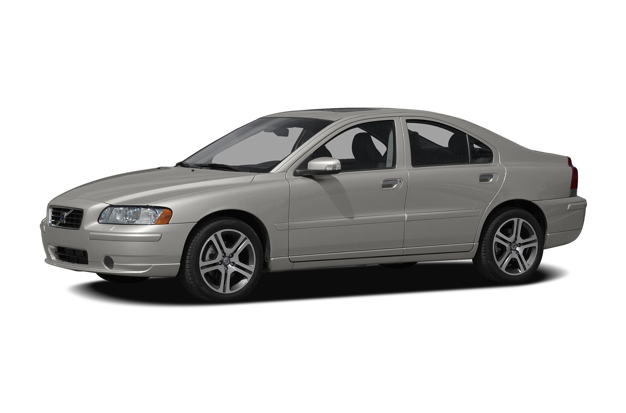 2008 Volvo S60 25T Miles 133341Color Gray Stock A016331N VIN YV1RH592482698639