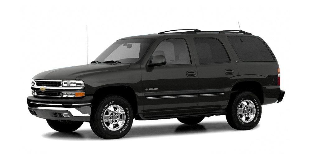 2004 Chevrolet Tahoe  Miles 170864Color Black Stock SB17212A VIN 1GNEC13T94R137147