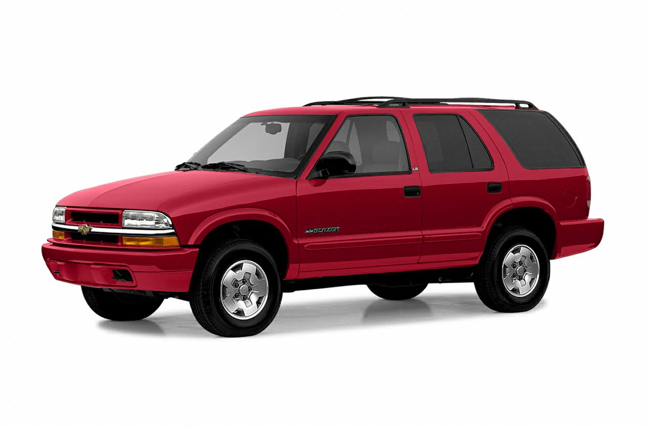 2004 Chevrolet Blazer LS Grab a bargain on this 2004 Chevrolet Blazer LS before its too late Roo