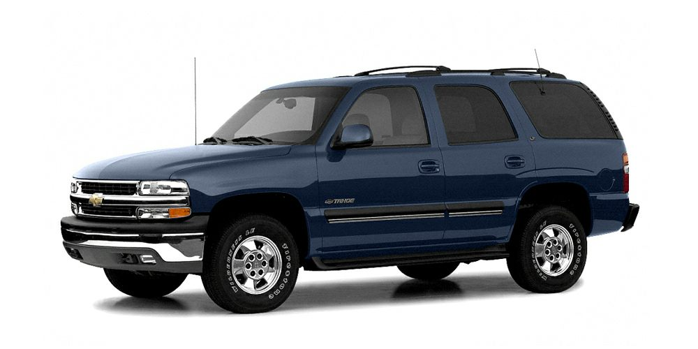 2004 Chevrolet Tahoe LS Miles 96960Color Dark Blue Metallic Stock R15641A VIN 1GNEC13Z64R176