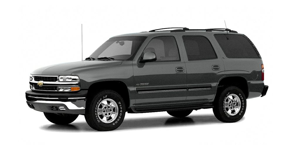 2004 Chevrolet Tahoe LS Land a steal on this 2004 Chevrolet Tahoe LS before someone else snatches