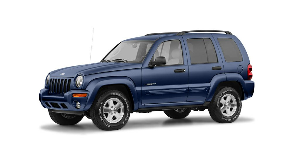 2004 Jeep Liberty Sport Sport trim FUEL EFFICIENT 24 MPG Hwy20 MPG City CD Player 4x4 Extreme