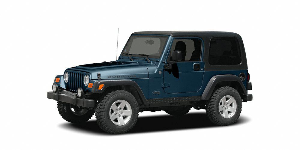 2004 Jeep Wrangler X Miles 65911Color Patriot Blue Pearlcoat  Black Soft Top Stock 152307A V