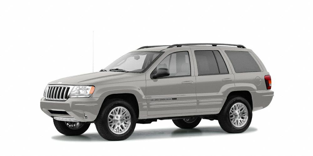 2004 Jeep Grand Cherokee Laredo Miles 182880Color Bright Silver Clearcoat Metallic Stock 15803