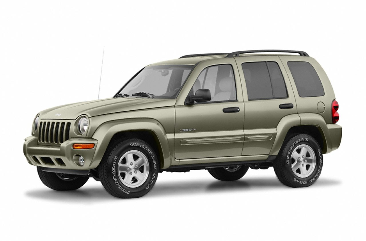 2004 Jeep Liberty Sport Vehicle Detailed Recent Oil Change and Passed Dealer Inspection Look Lo