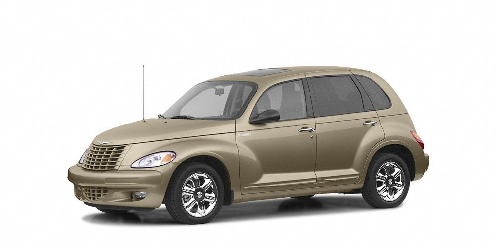 2004 Chrysler PT Cruiser Limited INTERNET HOT LINE 877-818-4947We want to make sure you get the be