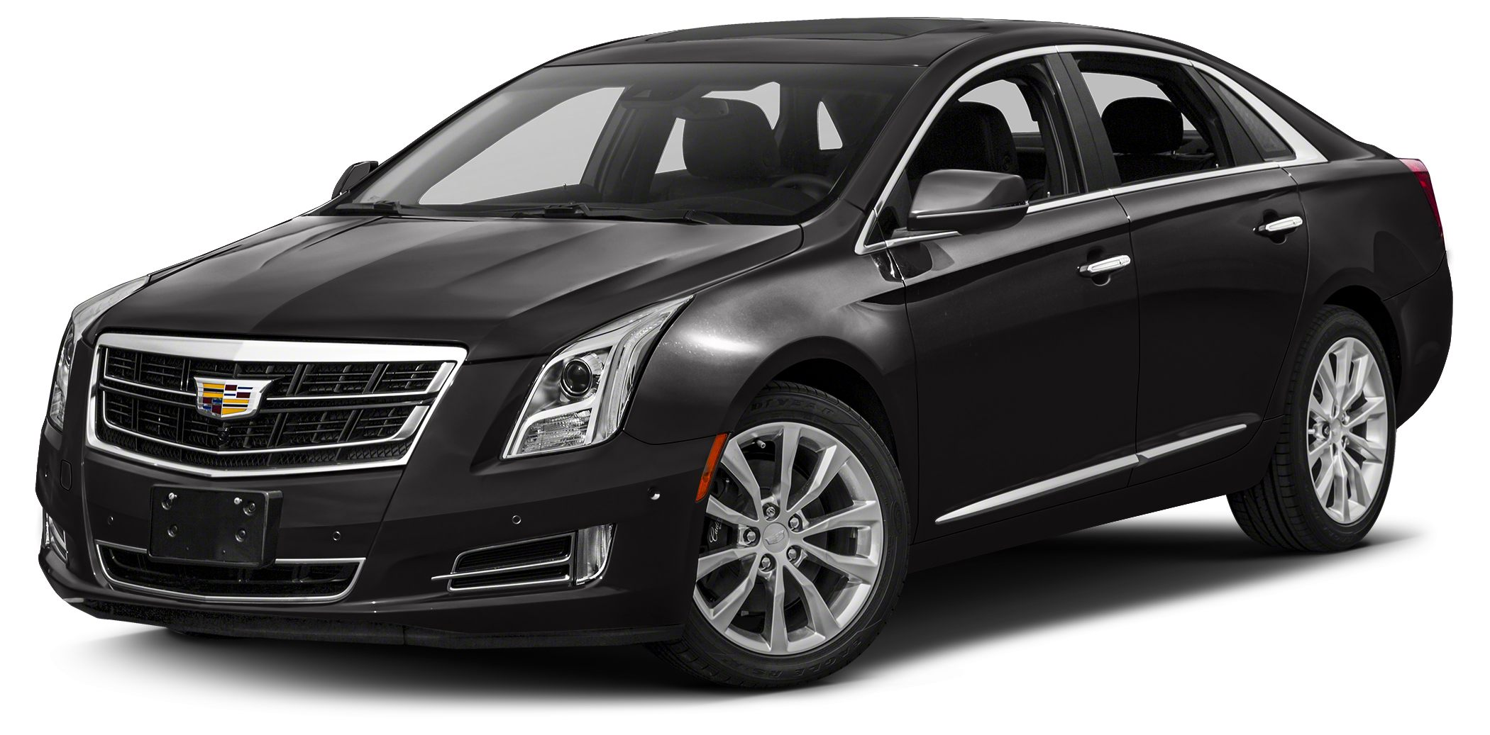 2016 Cadillac XTS Luxury Collection Miles 31449Color Black Raven Stock 150166 VIN 2G61M5S33G