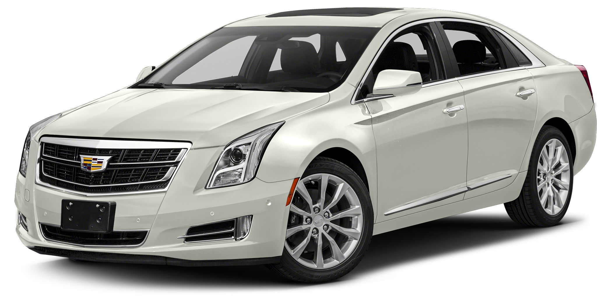 2017 Cadillac XTS Luxury Miles 0Color Crystal White Tricoat Stock 6708 VIN 2G61M5S31H9124201