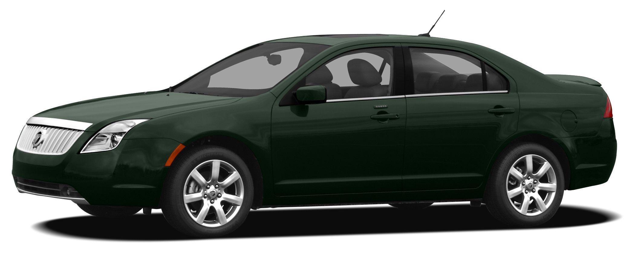 2010 Mercury Milan Premier Miles 39750Color Green Stock N1182A VIN 3MEHM0JA6AR665113