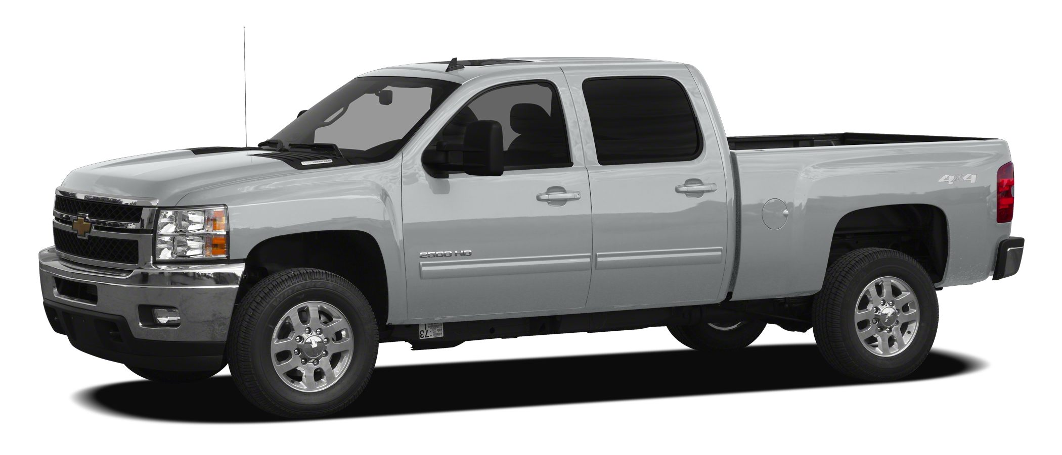 2012 Chevrolet Silverado 2500HD LTZ Excellent Condition GREAT MILES 49882 400 below Kelley Blu