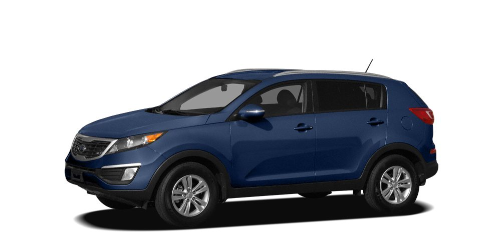 2011 Kia Sportage LX Car shopping should be fun and easy At DAYTONA HYUNDAI it is And you can co