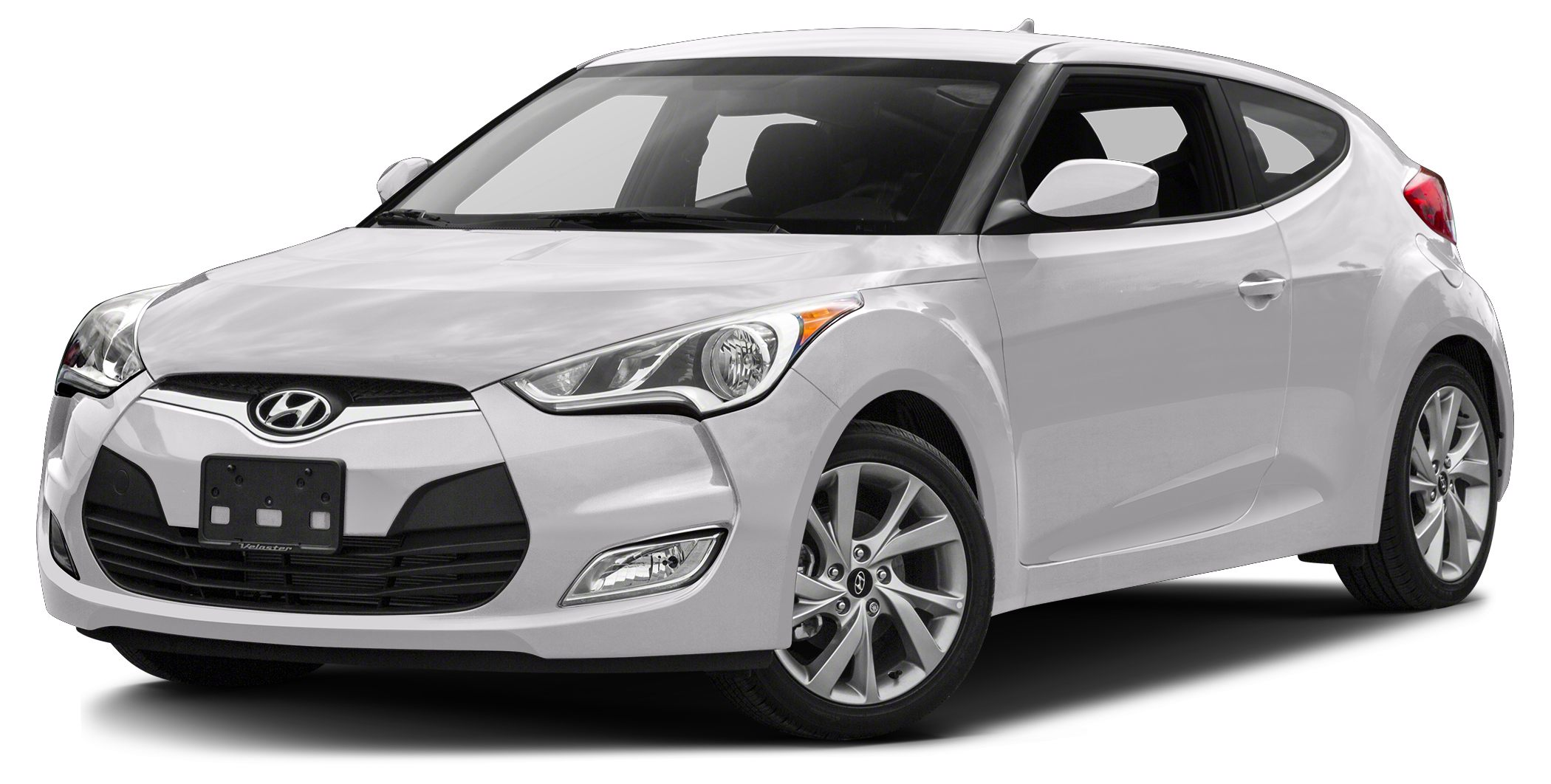 2016 Hyundai Veloster Base One Year Free Maintanence Classy White You win Creampuff This gorge