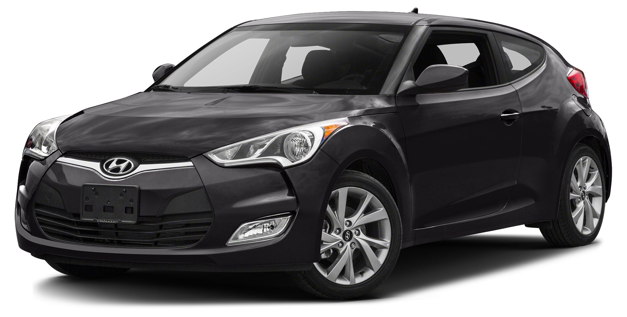 2016 Hyundai Veloster Base ONE OWNER and Clean Carfax In a class by itself Wont last long
