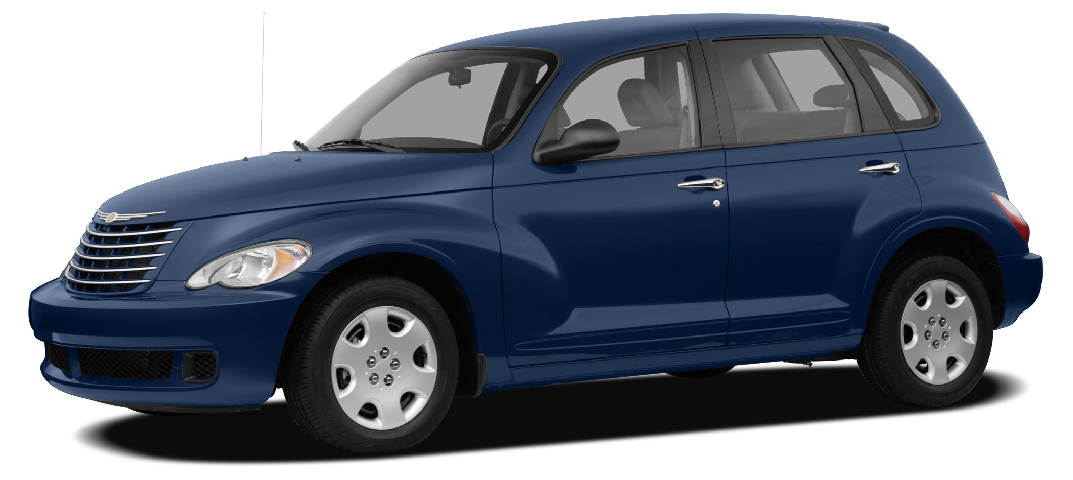 2010 Chrysler PT Cruiser Classic PT Cruiser Classic 24L I4 SMPI DOHC 16V and FWD Hurry in Wel