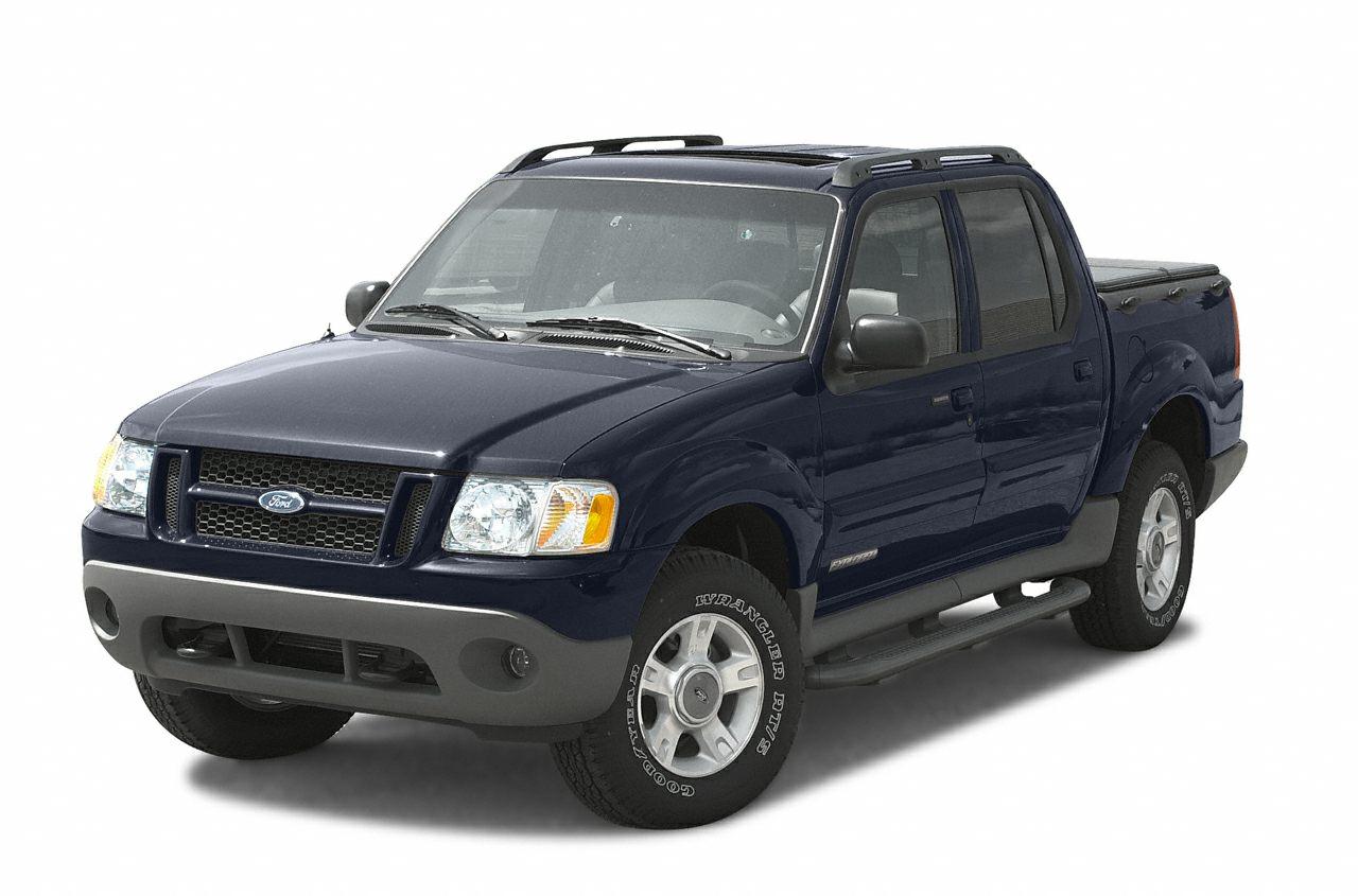 2002 Ford Explorer Sport Trac Base Miles 226267Color Orange Stock 16F104A VIN 1FMZU67E22UB98