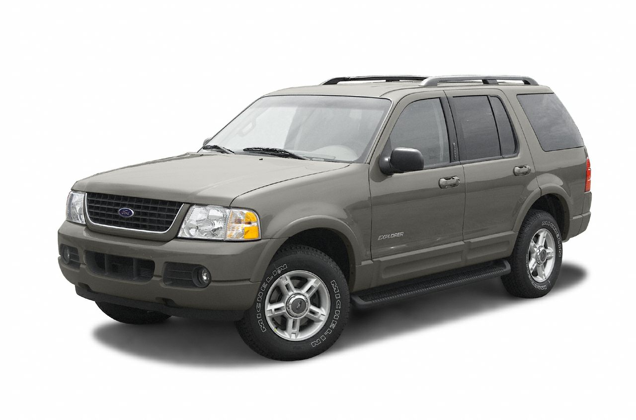 2002 Ford Explorer XLT Miles 91600Color Green Stock CU58338C VIN 1FMZU73W02ZC59568
