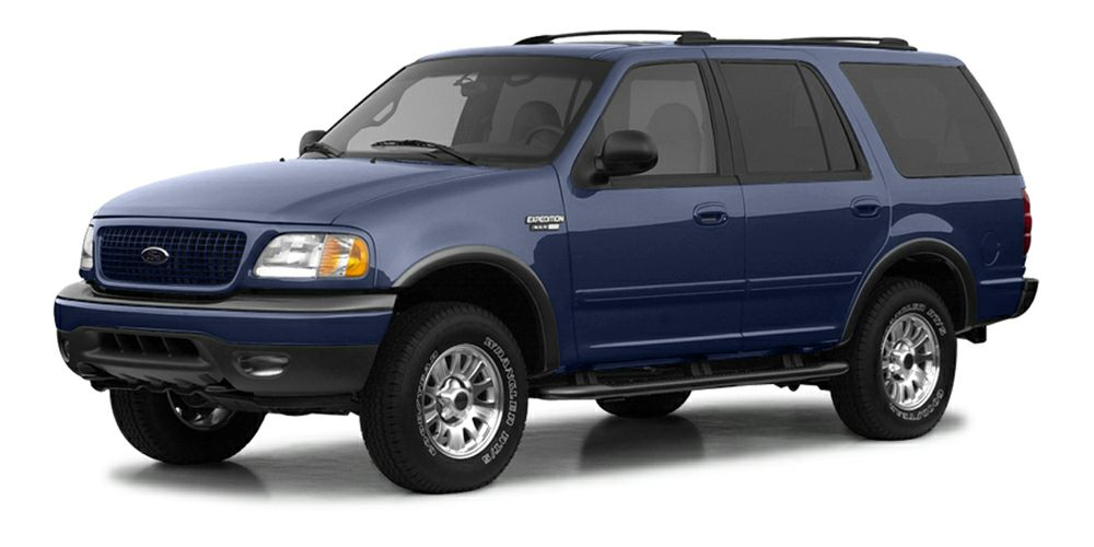 2002 Ford Expedition Eddie Bauer Miles 43280Color Medium Wedgewood Blue Clearcoat Metallic Stoc