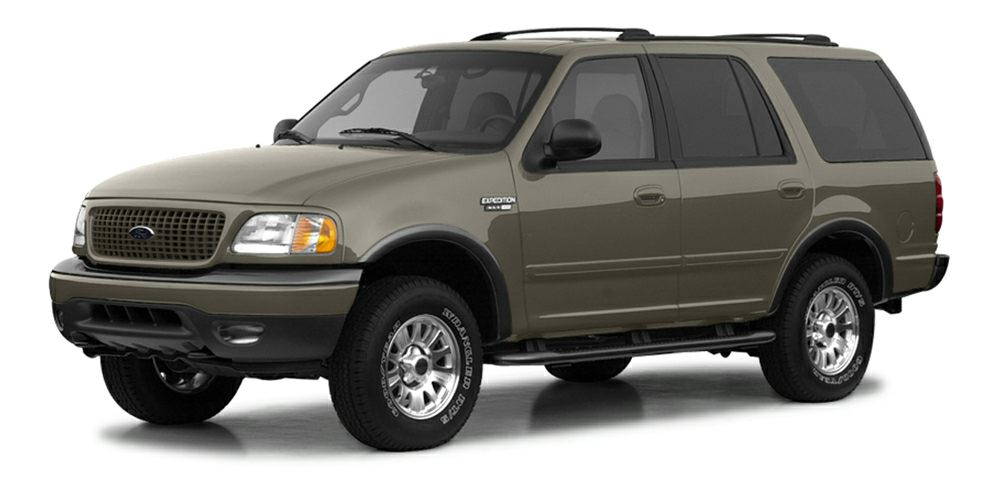 2002 Ford Expedition XLT Look at this 2002 Ford Expedition XLT It has a Automatic transmission an