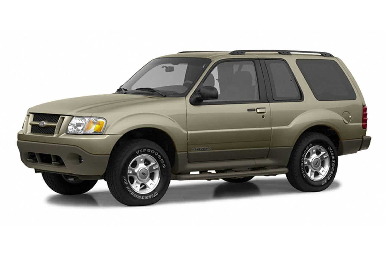 2002 Ford Explorer Sport Base Miles 181084Stock D21995 VIN 1FMYU60E32UD21995