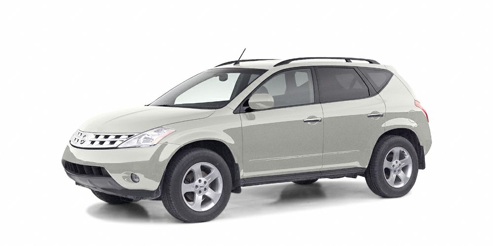 2004 Nissan Murano SL Nissan FEVER Dont bother looking at any other SUV People from Palm Spring
