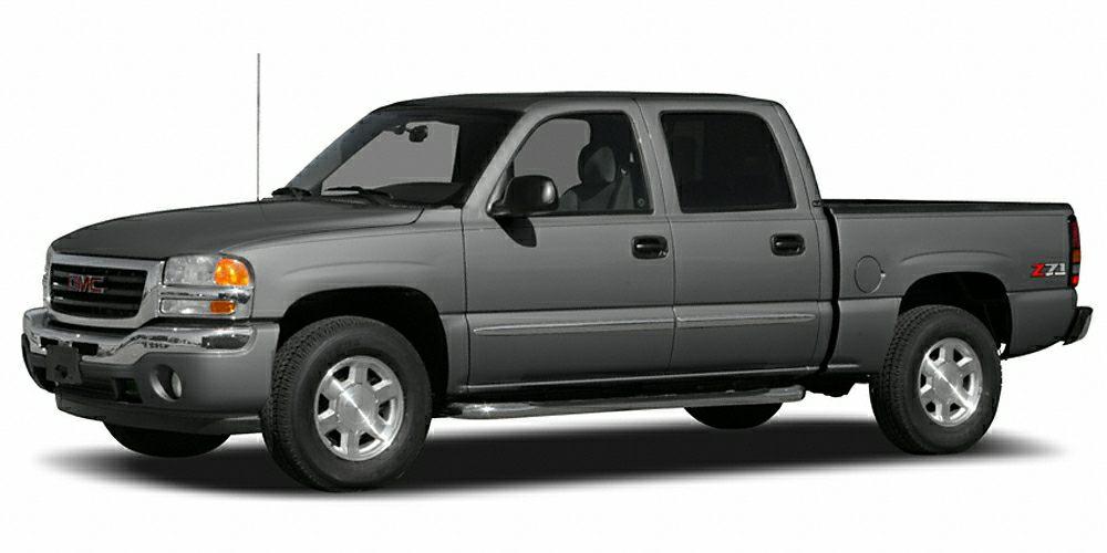 2005 GMC Sierra 1500 SLE Miles 100243Color Carbon Metallic Stock RN17025B VIN 2GTEC13T751141