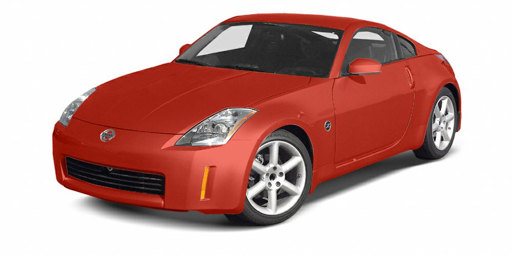 2003 Nissan 370Z Touring Miles 76843Color Redline Stock FH0313B VIN JN1AZ34E83T013487