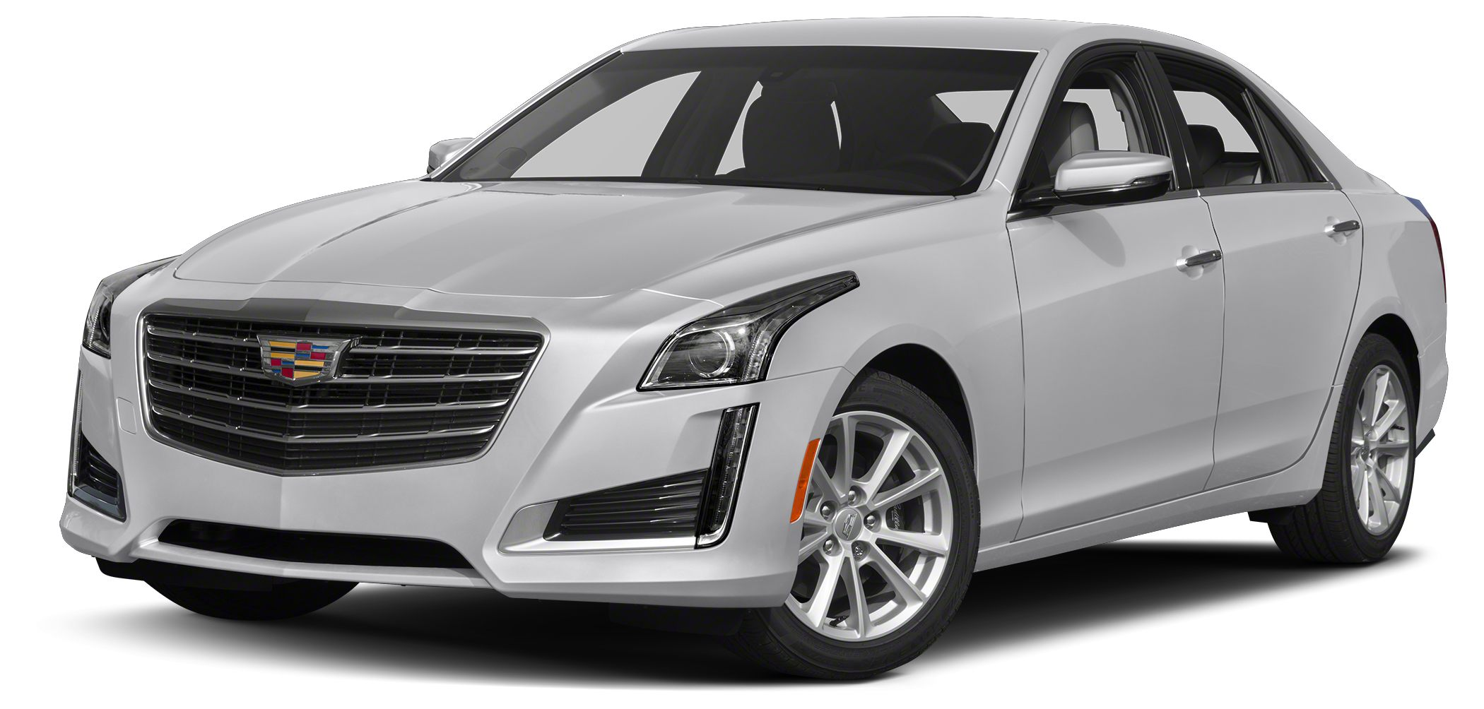 2017 Cadillac CTS Luxury Radiant Silver 2017 Cadillac CTS 36L Luxury AWD 8-Speed Automatic 36L V