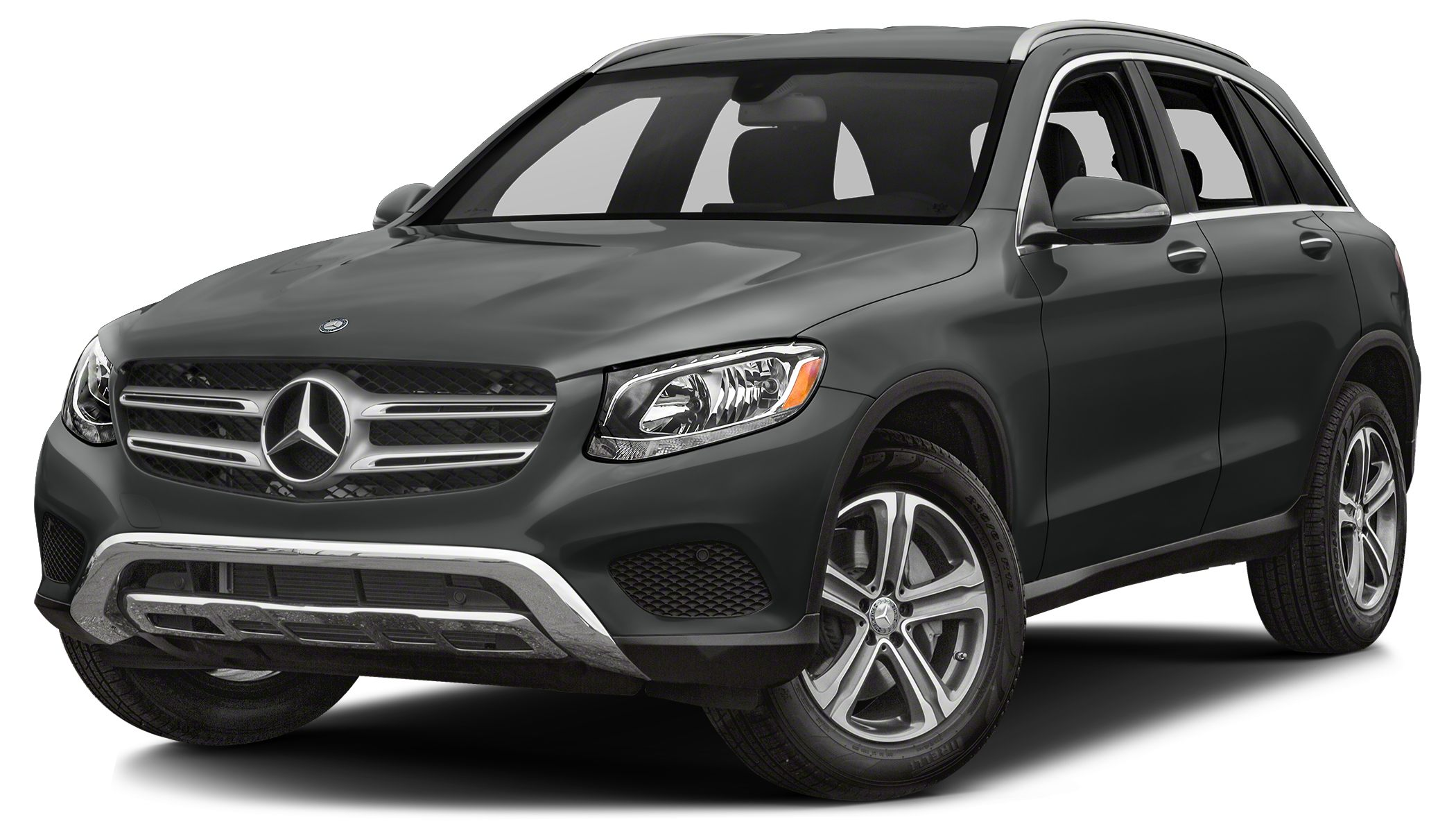 2016 MERCEDES GLC-Class GLC300 Miles 7Color Selenite Gray Metallic Stock 95528 VIN WDC0G4JB3