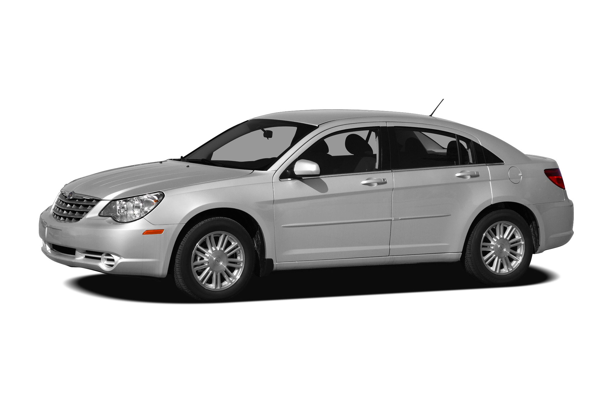 2008 Chrysler Sebring LX Miles 133624Color Bright Silver Metallic Stock 170285A VIN 1C3LC46K