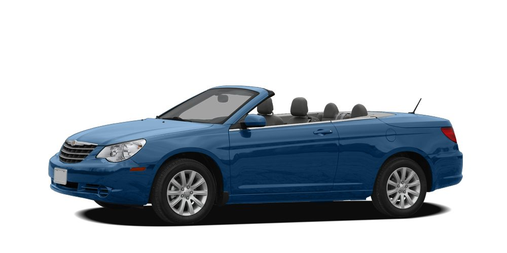 2008 Chrysler Sebring LX CLEAN CARFAX SERVICE RECORDS AVAILABLE AUTOMATIC BLUETOOTH