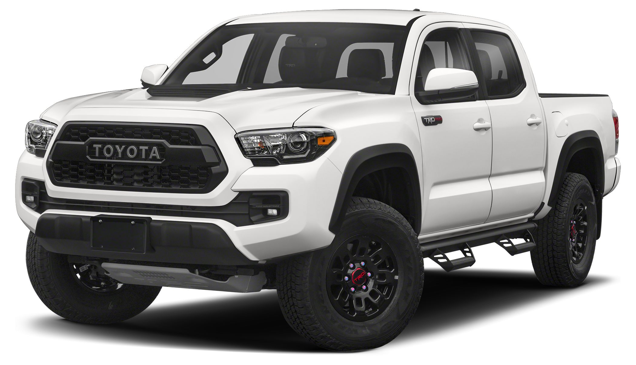 2017 Toyota Tacoma TRD Pro Heated Leather Seats Navigation Bluetooth CD Player iPodMP3 Input