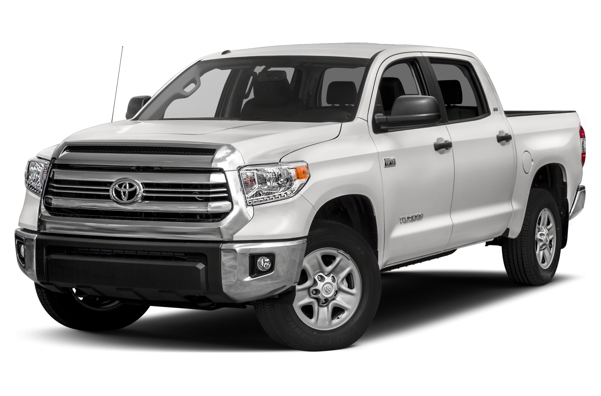 2017 Toyota Tundra SR5 SR5 trim CD Player Bluetooth Connection Hitch Four Wheel Drive Back-Up